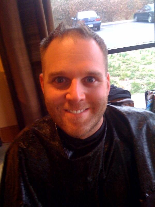 Matthew Wests Blog Haircut